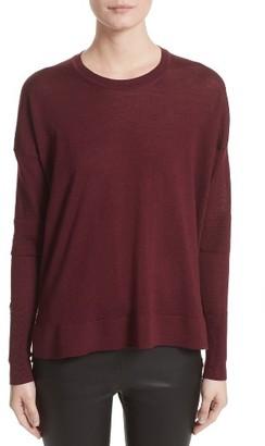 Women's Belstaff Sarah Wool Sweater $375 thestylecure.com