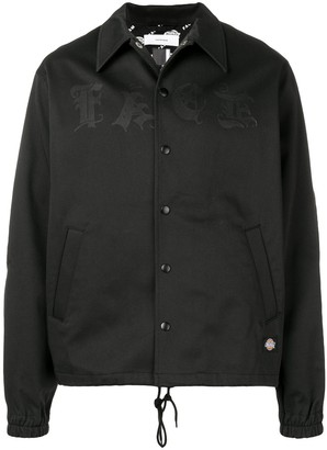Facetasm x Dickies boxy fit shirt jacket