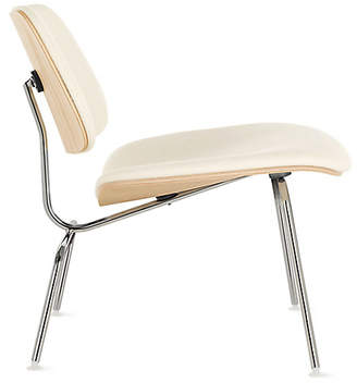 Design Within Reach Herman Miller Eames Upholstered Molded Plywood Lounge Chair (LCM), Offwhite at DWR