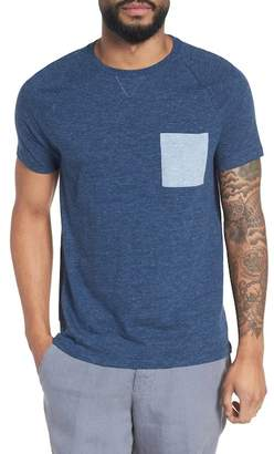 BOSS Tessler Slim Fit Pocket T-Shirt
