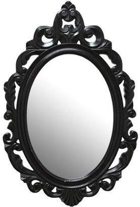 Stratton Home Décor Stratton Home Wood Baroque Wall Mirror