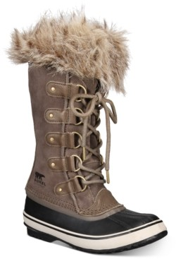 Sorel Women's Joan Of Arctic Waterproof Winter Boots Women's Shoes