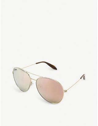 Folli Follie SG17T011NPG aviator sunglasses