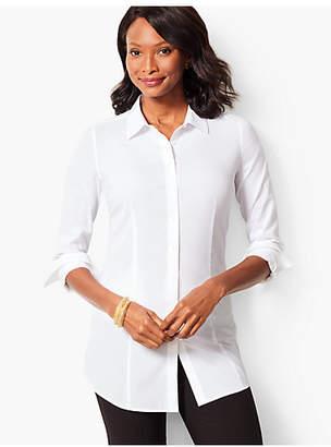 Talbots Longer Length Perfect Shirt