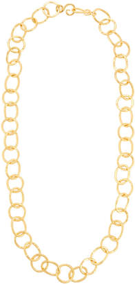 Stephanie Kantis Legend 24k Gold-Plated Long Circle-Link Necklace