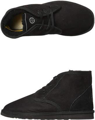 UGG New Women's Womens Desert Boot Rubber Black