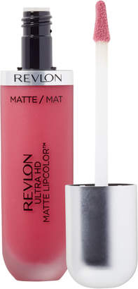 Revlon Ultra HD Matte Lip Color - Temptation $8.99 thestylecure.com
