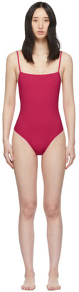 Lido Pink Otto One-Piece Swimsuit