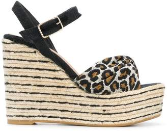Castaner canvas sandals