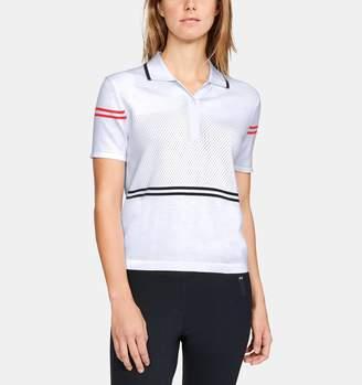 Under Armour Women's UA Sportswear Short Sleeve Sweater