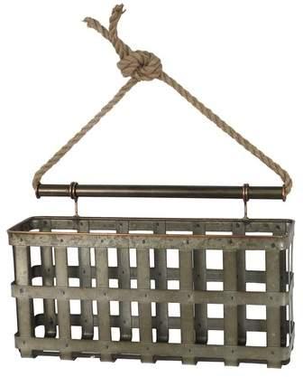 FORESIDE Lattice Wall Basket