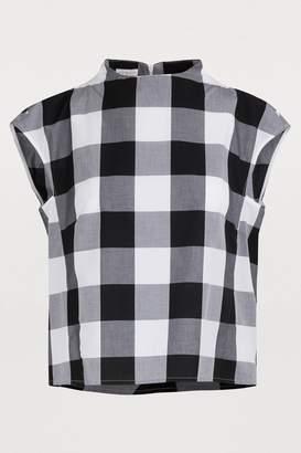 Stella Jean Cotton blouse