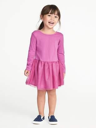Old Navy Scoop-Back Tutu Dress for Toddler Girls
