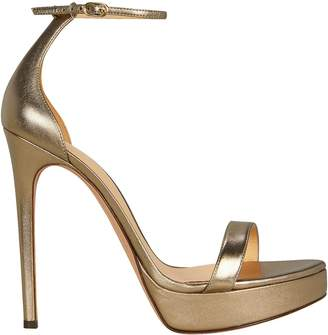 Alexandre Birman Cindy Platform Stiletto Sandals