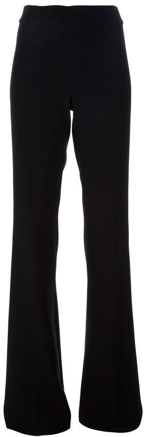 Calvin Klein Collection wide leg trouser