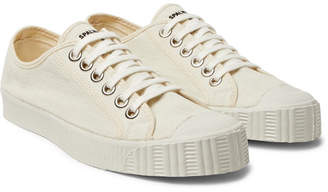 Spalwart Special Cap-Toe Linen-Canvas Sneakers