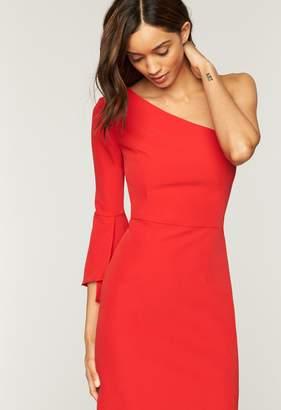 Milly Italian Cady Sandrine Dress