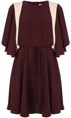 Valentino two-tone dress