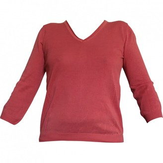 Rodier Pink Cotton Knitwear for Women