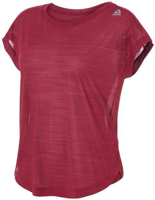 Reebok Womens Workout Ready ACTIVChill Tee