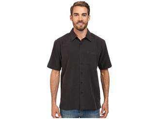 Quiksilver Waterman Centinela 4 Traditional Polynosic Woven Top Men's Clothing