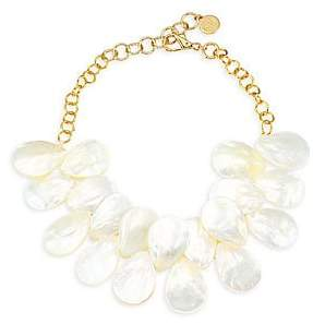 Nest Short Pearl Necklace