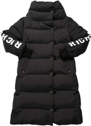 John Richmond NYLON DOWN COAT