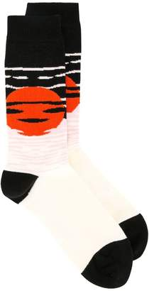 Henrik Vibskov Sundown socks