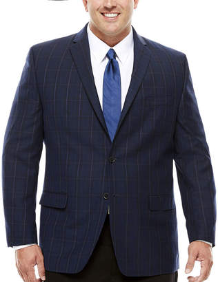 COLLECTION Collection by Michael Strahan Long-Sleeve Sport Coat - Big & Tall