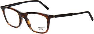 Montblanc MB 610 Tortoiseshell-Look Optical Frames