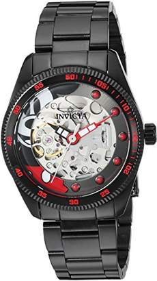 Invicta Women's 'Disney Limited Edition' Automatic Stainless Steel Casual Watch
