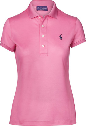 Ralph Lauren Cotton Pique Polo Shirt