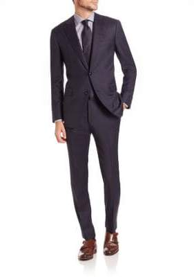 Pal Zileri Two-Button Wool Suit