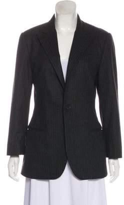 Ralph Lauren Wool Long Sleeve Blazer Jacket