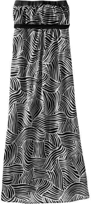 Women's Printed Maxi Tube Dresses