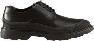 Hogan Classic Lace Up Shoes