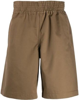 Comme des Garcons elasticated waist shorts