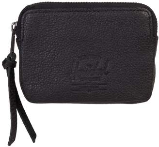 Herschel Oxford Leather Clutch