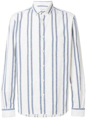 YMC striped shirt
