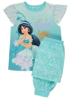 Disney George Princess Jasmine Pyjama Set