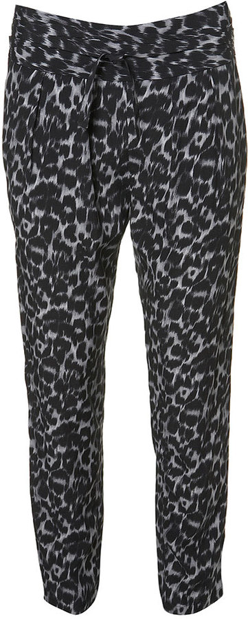 Animal Tapered Trouser