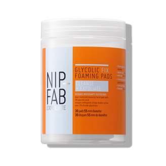 Nip + Fab Nip+fab Glycolic Fix Foaming Pads 30 pack