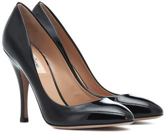 Valentino Killer Studs leather pumps