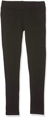 GUESS Girl's J73B10K5V10 Leggings,(Manufacturer Size: 8)