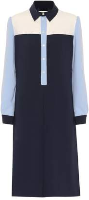 A.P.C. Yumi crepe shirt dress