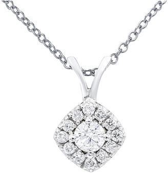 Diana M Fine Jewelry 14K 0.35 Ct. Tw. Diamond Necklace