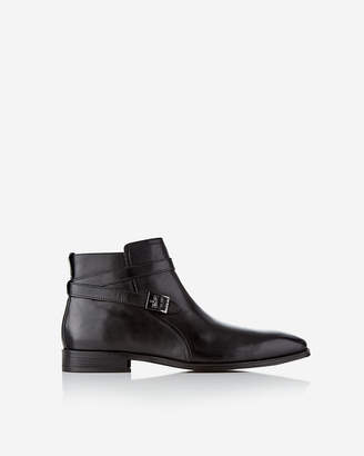 Express Chelsea Buckle Boot