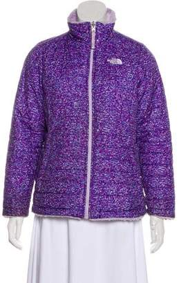 The North Face High-Neck Puffer Jacket