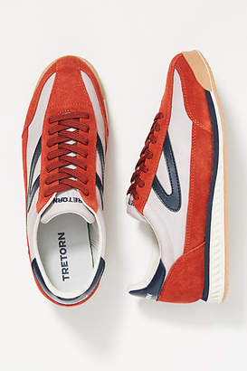 Tretorn Retro Low-Top Sneakers