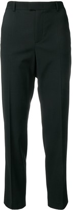 RED Valentino cropped-length tailored trousers